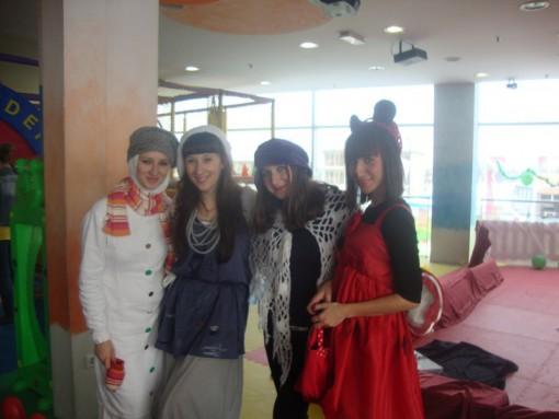 Djevojke iz Zanzibara