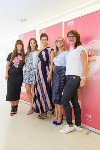 direktorica Bojana Kosanović, Lorena Nosić, Ana Maras, Marija And