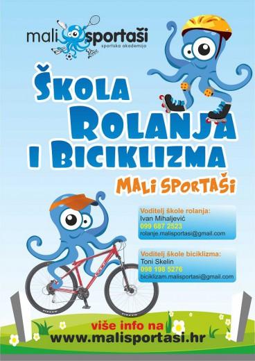 Škola rolanja i škola biciklizma