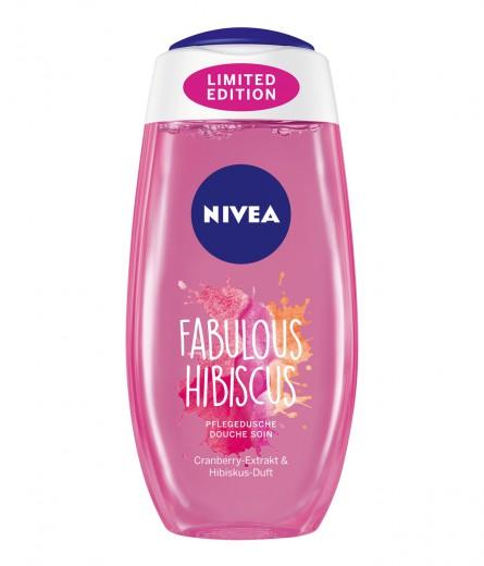 NIVEA SHOWER_Fabulous Hibiscus