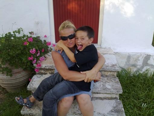 Анита Даева и синот Давид