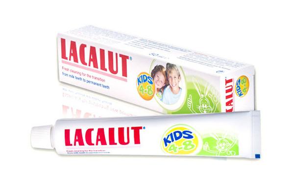 Lacalut Kids  Како да се осигураат здрави заби