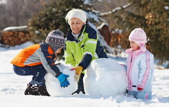 Што да спакувате за зимување со деца
