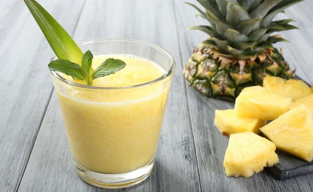 Смути со ананас  идеален за слабеење