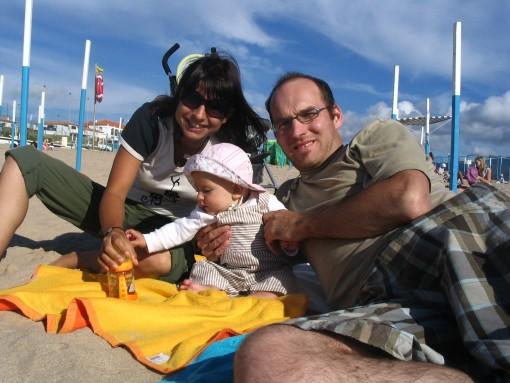 Počitek na plaži