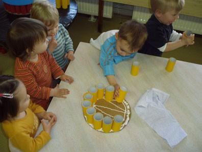 Nastajanje eko torte