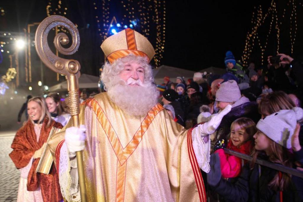Miklavž ali sveti Nikolaj iz Mire
