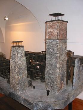 V muzeju
