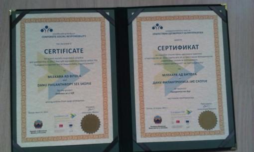 European CSR Award