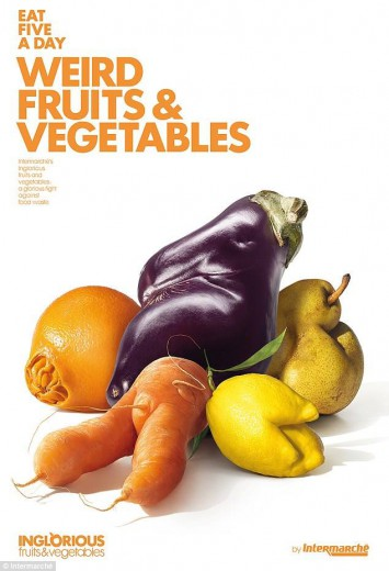 Kampanja proti lepotnim idealom pri hrani