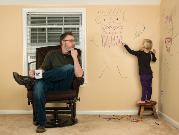 Kaj hočemo, naj otrok izraža svojo kreativnost.
