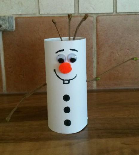 Slika 4: Prikupni Olaf