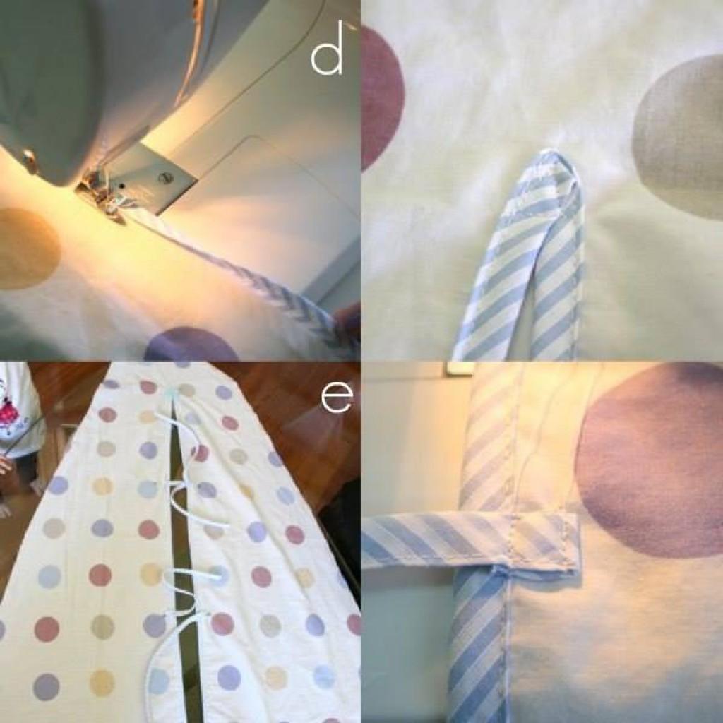 Navodila za šivanje platna