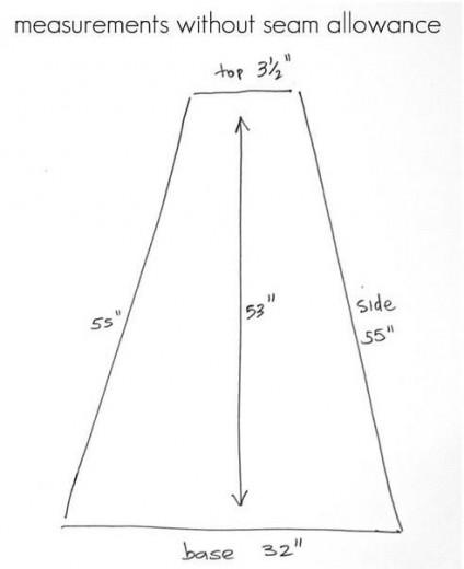 Skica ogrodja 1