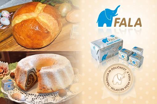 FALA SLONČEK - najboljši pomočnik za peko kvašenih jedi