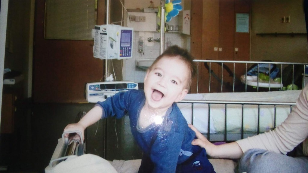 Alenka je dve leti živela ob sinčku v bolnišnici.