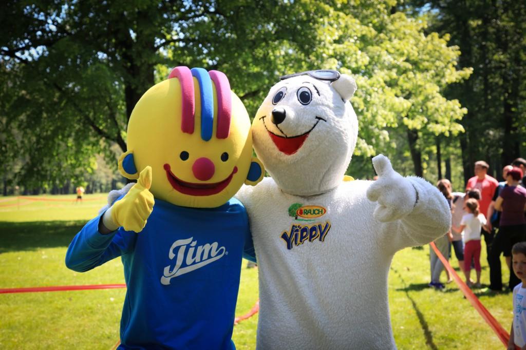 Lanskim maskotam se bo letos pridružil še Mega Smoothie Popaj.