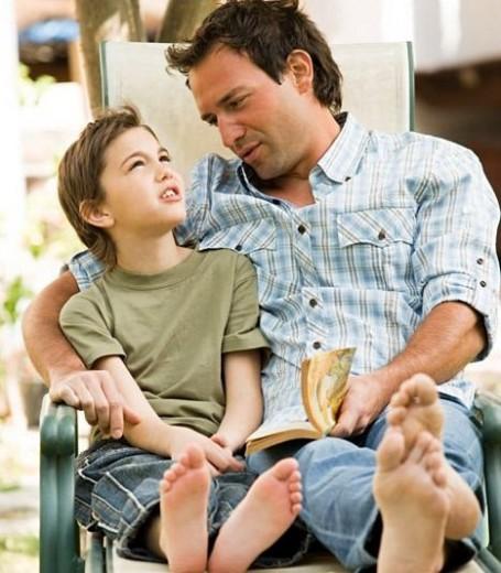 Znate prisluhniti svojemu otroku in ga začutiti?