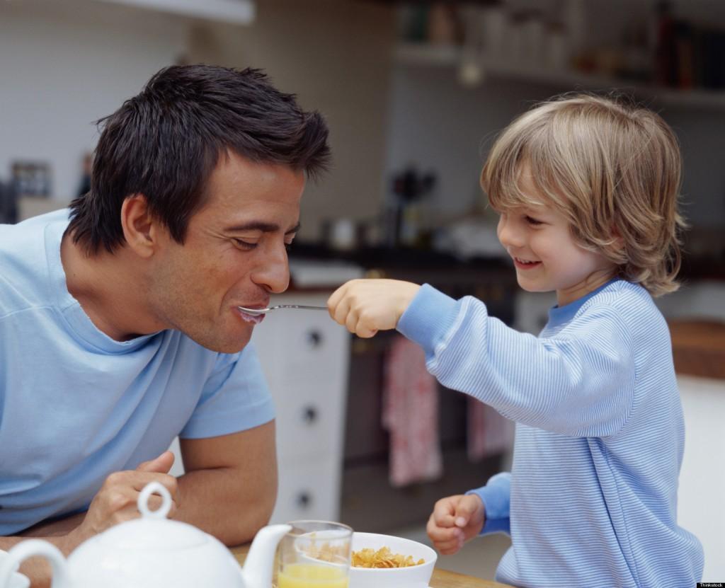 Čutite, da vam je otrok enakovreden, četudi je manj sposoben?