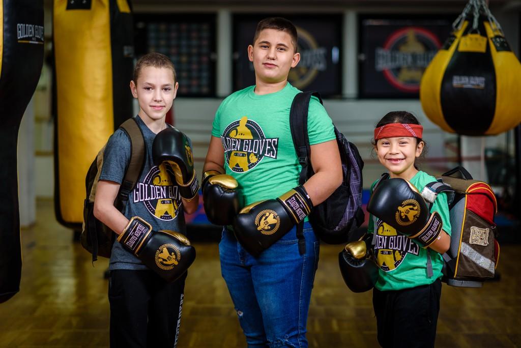 Disciplino iz treninga boksa otroci prenesejo tudi na šolo.