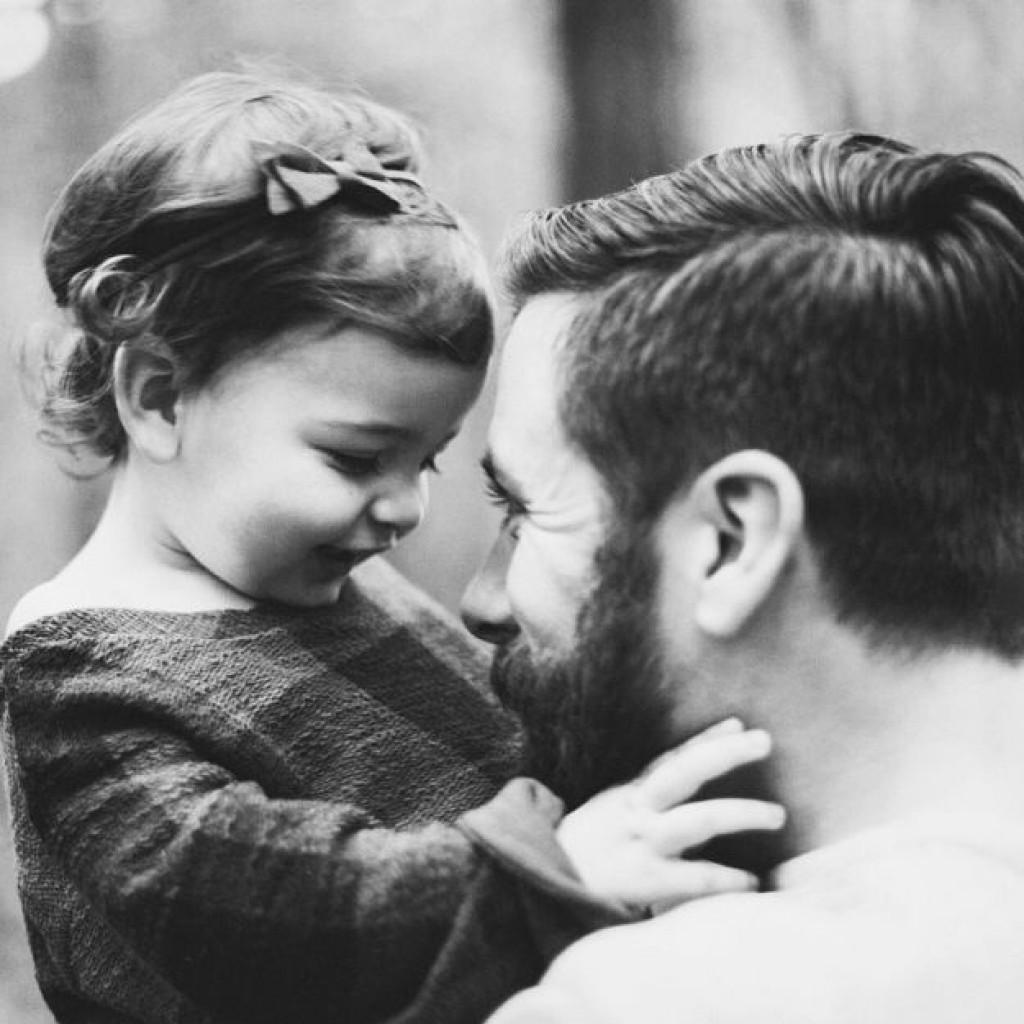 Ti si najlepši očka na svetu!