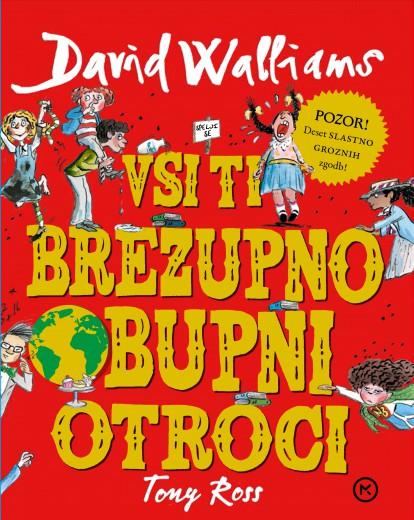 Deset slastno groznih zgodb Davida Walliamsa
