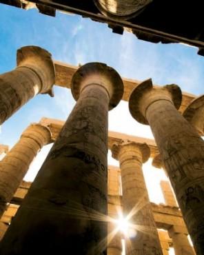 Tempelj v Egiptu