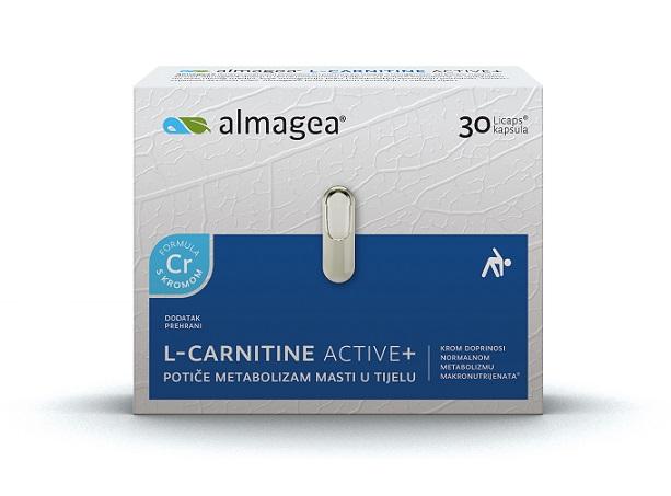 Almagea L-CARNITINE ACTIVE+