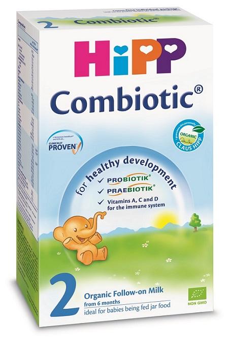 hipp combiotic