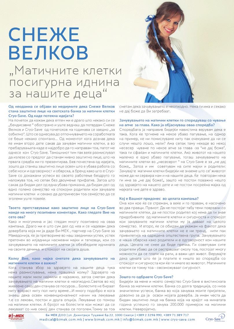Sneze Velkov