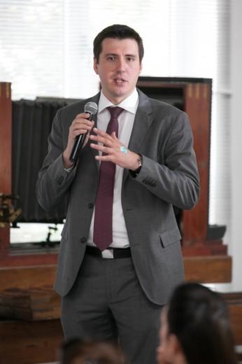 Miodrag Ranisavljević, IT ekspert