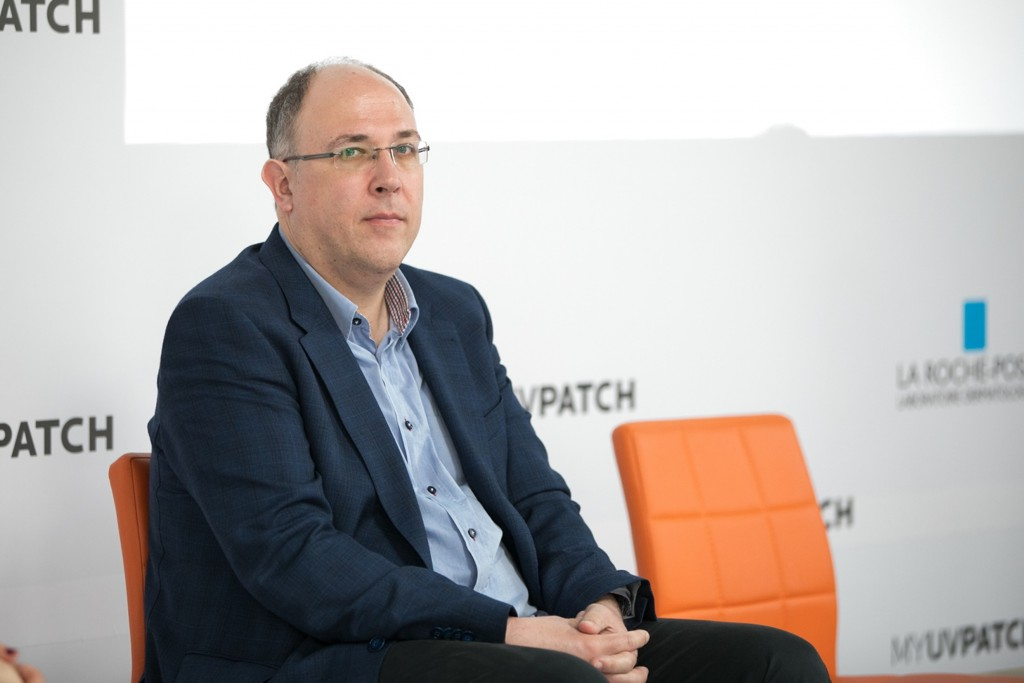 Prof. dr Željko Mijušković, predsednik Udruženja dermatovenerolog