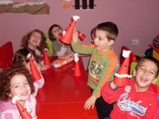 Pravimo kape za Deda Mraza!