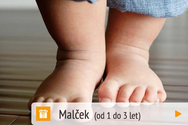 Darilni paketi - Malček (od 1 do 3 let)