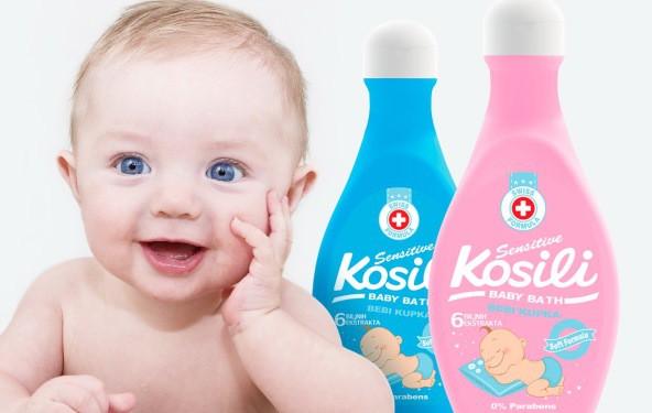 2cd5e8fc4a7 Kosili – prepoznajte originalni miris djetinjstva - Sve o bebama ...
