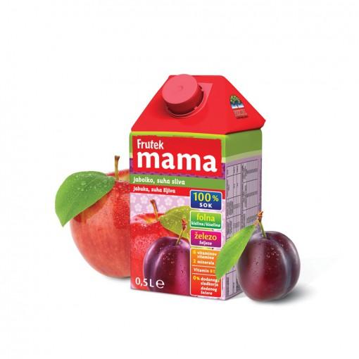Frutek Mama-jabuka/suha šljiva