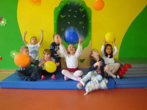 Sportsko razvojni programi za bebe i djecu