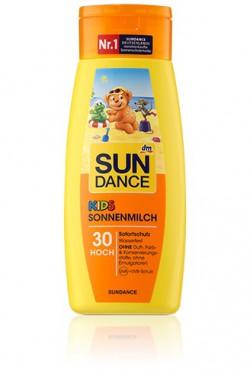 Sundance kids sonnenmilch ZF 30