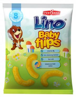 Lino Baby flips