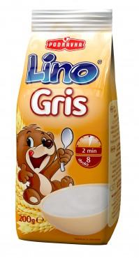 Lino Gris 200g
