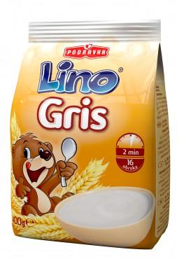 Lino Gris 400g