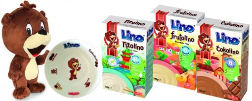 Lino poklon paket