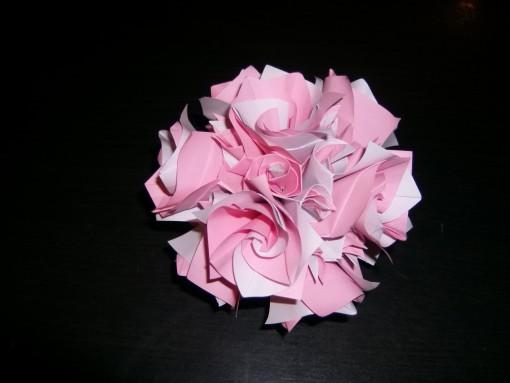2. nagrada - flower ball (cvijetna kugla)