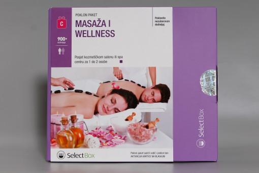 Selectbox - Masaža i wellness