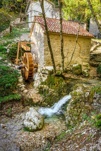 Trebišća_Obnovljen mlin