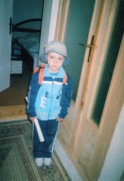 Јован подготвен за на училиште