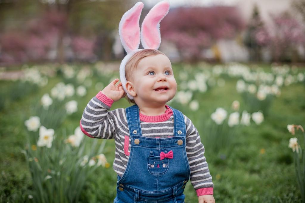 Nekaj slišim, je to velikonočni zajček?