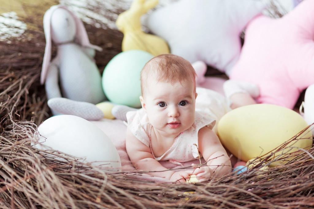 Vam bo velikonočni zajček letos prinesel dojenčka?