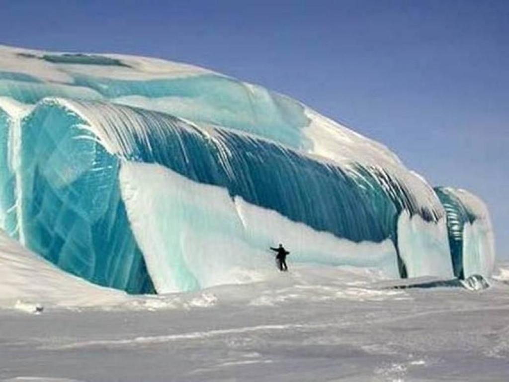 Plezanje na antarktiki (FOTO: intermedia.ge)