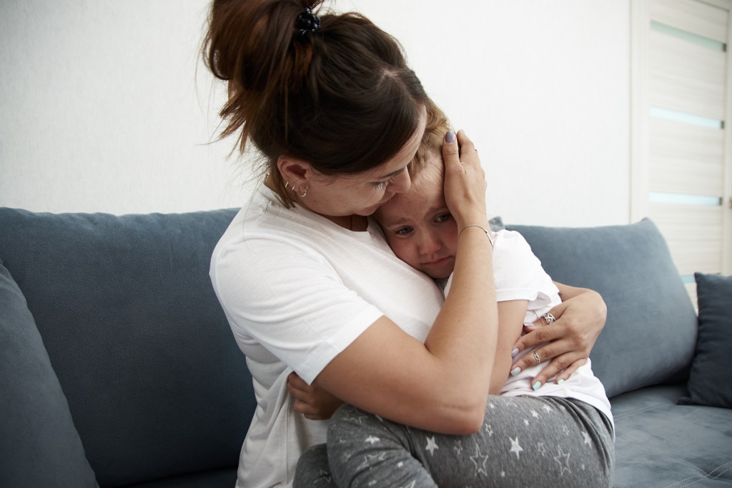 Bistvo družine je, ... da v njej lahko pokažeš vsa svoja čustva, tudi tista neprijetna. (Foto: Pexels)